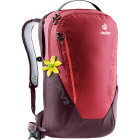 Deuter XV 2 SL Backpack Dam cranberry-aubergine